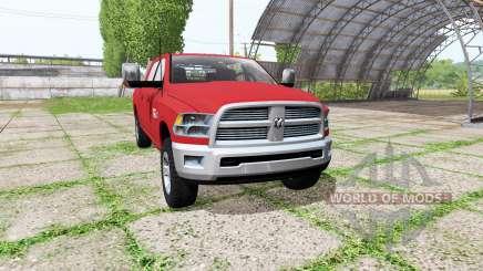 Dodge Ram 2500 para Farming Simulator 2017