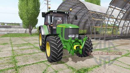 John Deere 6330 v3.0 para Farming Simulator 2017