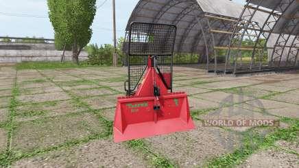 Tajfun EGV 80 AHK para Farming Simulator 2017