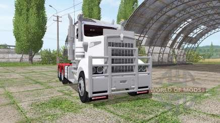 Kenworth T908 DayCab para Farming Simulator 2017