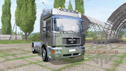 MAN F2000 19.603 FLS v2.0 para Farming Simulator 2017