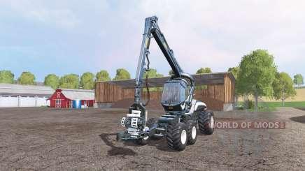 PONSSE Ergo para Farming Simulator 2015