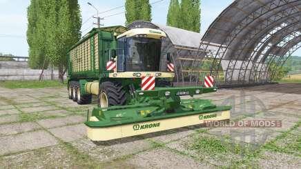 Krone BiG L 550 Prototype para Farming Simulator 2017