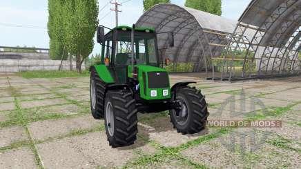 Bielorrússia 826 carregador para Farming Simulator 2017