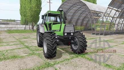 Deutz-Fahr DX140 para Farming Simulator 2017
