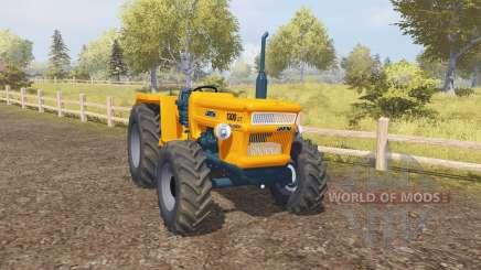Fiat 1300 DT para Farming Simulator 2013