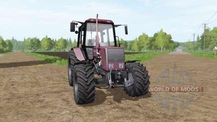 Bielorrússia 826 v1.1 para Farming Simulator 2017