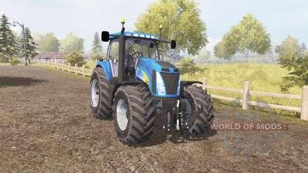 New Holland T8050 v3.0 para Farming Simulator 2013