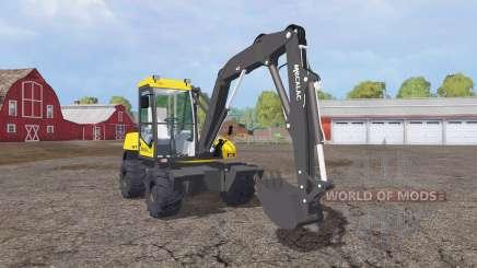 Mecalac 12MTX v1.1 para Farming Simulator 2015