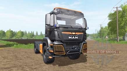 MAN TGS 18.440 para Farming Simulator 2017