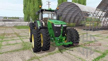 John Deere 7260R para Farming Simulator 2017