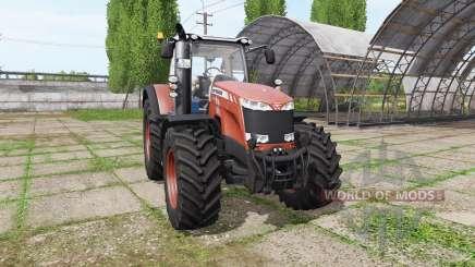 Massey Ferguson 8740 v3.9 para Farming Simulator 2017