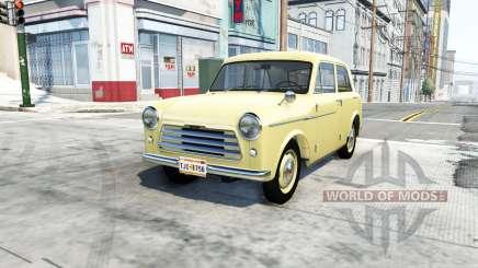 Satsuma 210 1958 v5.0 para BeamNG Drive