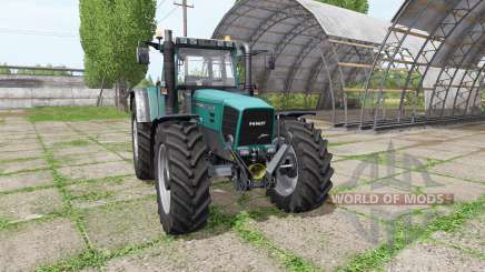 Fendt Favorit 920 v2.0 para Farming Simulator 2017