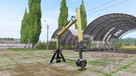Palfinger Epsilon M80F v1.3 para Farming Simulator 2017
