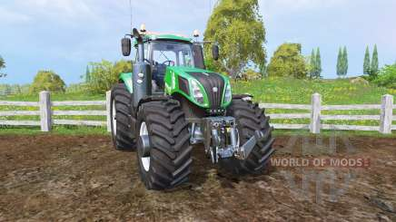 New Holland T8.320 green para Farming Simulator 2015