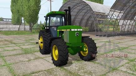John Deere 4250 para Farming Simulator 2017