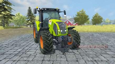 CLAAS Axion 830 v2.0 para Farming Simulator 2013