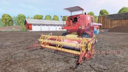 Bizon Z056 v1.1 para Farming Simulator 2015