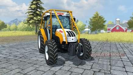 Steyr Kompakt 4095 forest para Farming Simulator 2013