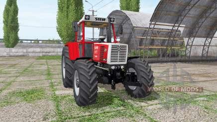 Steyr 8165A Turbo SK2 v2.0 para Farming Simulator 2017