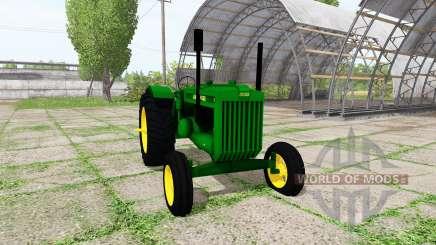John Deere Model D para Farming Simulator 2017