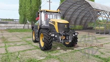 JCB Fastrac 3200 Xtra forest para Farming Simulator 2017