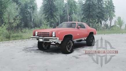 Chevrolet Monte Carlo 1977 para MudRunner