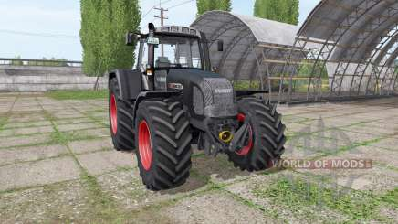 Fendt Favorit 920 Vario v2.0 para Farming Simulator 2017