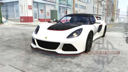Lotus Exige 360 Cup 2015 para BeamNG Drive
