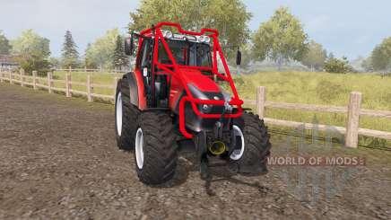Linder Geotrac 94 forest para Farming Simulator 2013