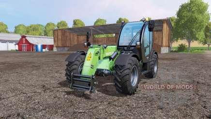 Deutz-Fahr Agrovector 37.7 para Farming Simulator 2015