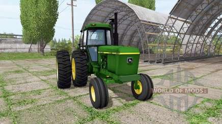 John Deere 4840 v1.1 para Farming Simulator 2017
