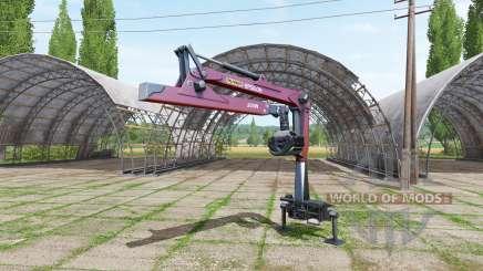 Palfinger Epsilon M80F v1.1 para Farming Simulator 2017
