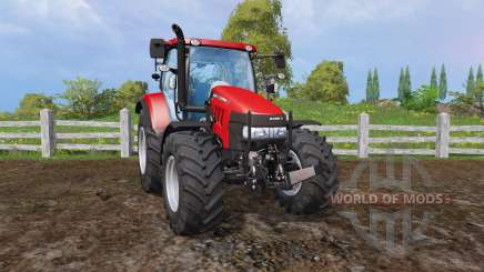 Case IH JXU 85 front loader para Farming Simulator 2015