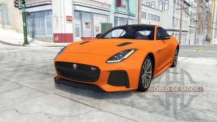 Jaguar F-Type SVR Coupe para BeamNG Drive