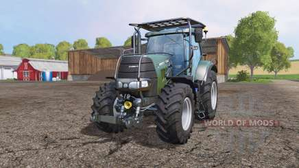 Case IH Puma 230 CVX front loader forest para Farming Simulator 2015