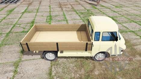 Barkas B1000 pritschenwagen para Farming Simulator 2017