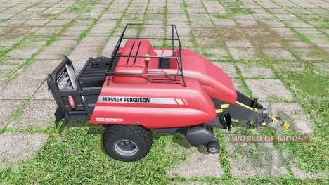 Massey Ferguson 2190 v2.0 para Farming Simulator 2017