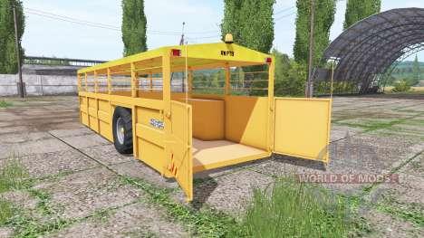 Richard Western CT8 para Farming Simulator 2017