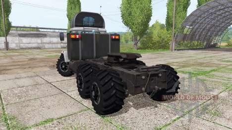 Inicialmente, o 64431 para Farming Simulator 2017