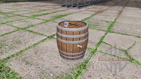 Barrel weight para Farming Simulator 2017