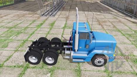 Freightliner FLD 120 Day Cab v1.3 para Farming Simulator 2017
