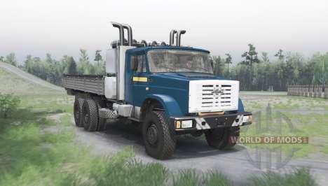 ZIL-433440 v2.1 para Spin Tires