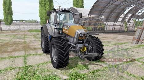 Deutz-Fahr Agrotron 7210 TTV warrior gold v5.4.5 para Farming Simulator 2017