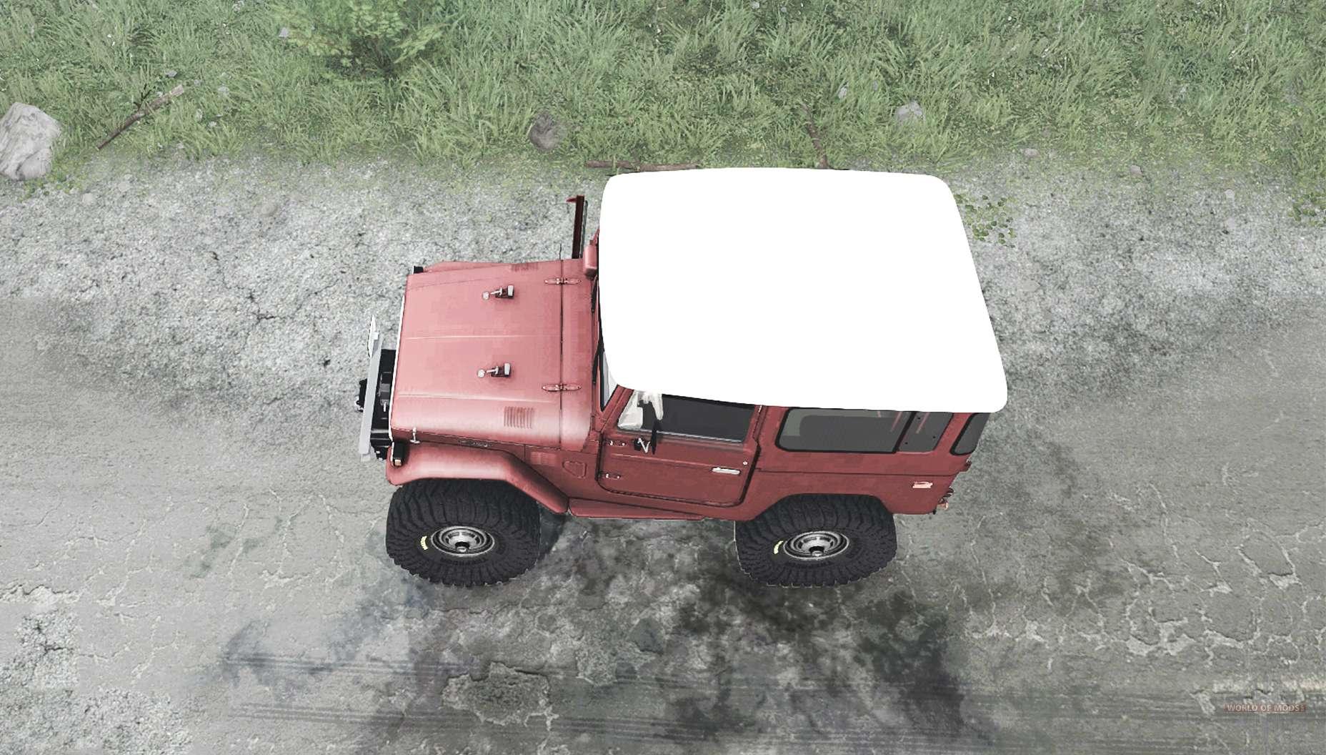 Toyota land cruiser hard top bj40vl para mudrunner toyota land cruiser hard top bj40vl para spintires mudrunner fandeluxe Image collections