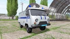 UAZ 3909 Polícia