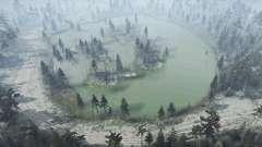 Lago Ruslana para MudRunner