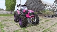 Deutz-Fahr Agrotron 9310 TTV para Farming Simulator 2017