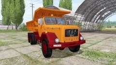 Magirus-Deutz 200 D 26 dump truck